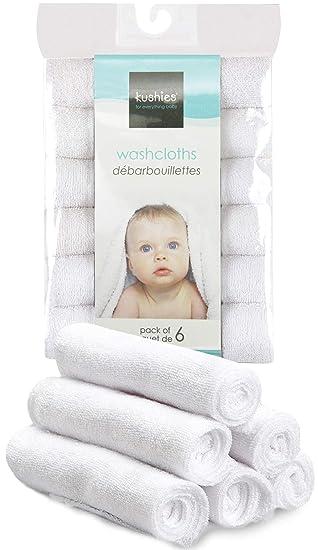 KE Baby Children Adult Face Wash Flannel Cloth Towel Wipes 2 Pack