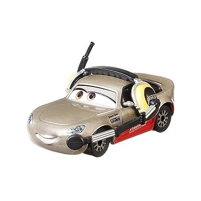 Disney Pixar Cars Shannon Spokes: Toys & Games