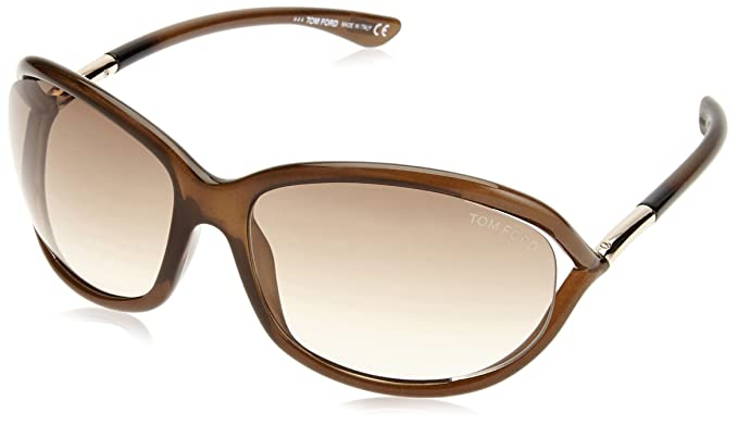 ade435569e Image Unavailable. Image not available for. Color  TOM FORD Sunglasses FT0008  JENNIFER 692