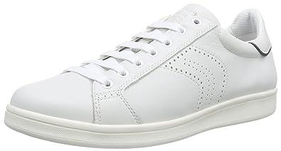 e1bba9a468 Geox U WARRENS B, Men's Low-Top Sneakers: Amazon.co.uk: Shoes & Bags