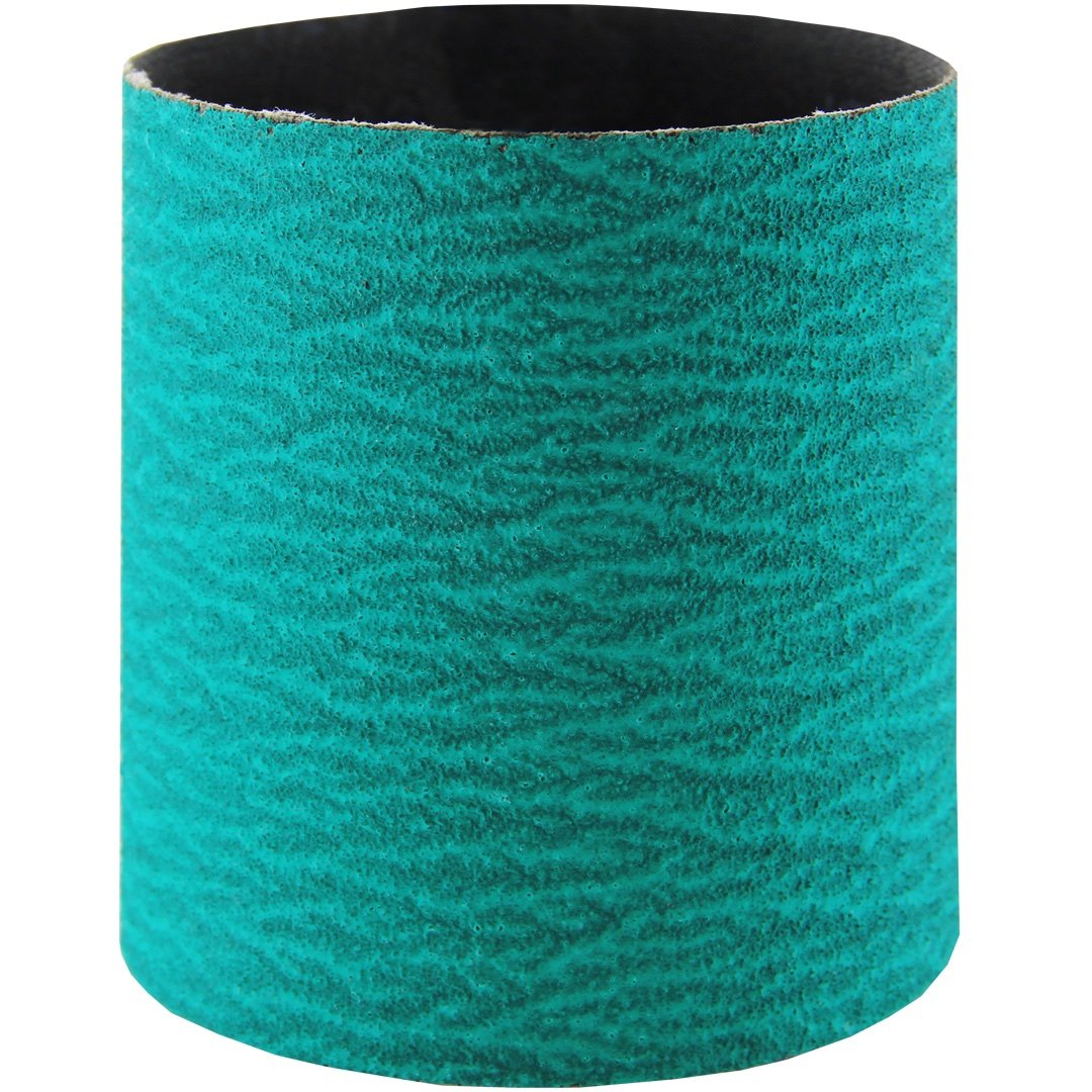 Suhner Industrial Products Suhner 9087399 4 x 12 80 Grit Zirc Plus Sanding Belts for UPK 5-R Pack of 10