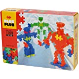 Plus-Plus Neon Robots Building Blocks