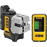 Multi Line Laser DEWALT +/- 0,3 mm/m avec detecteur - DW089KD