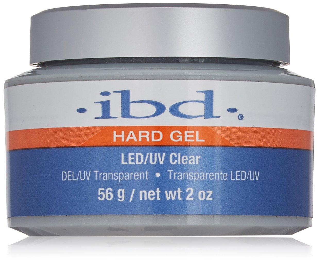 IBD LED/UV Gels Clear, 2oz by IBD
