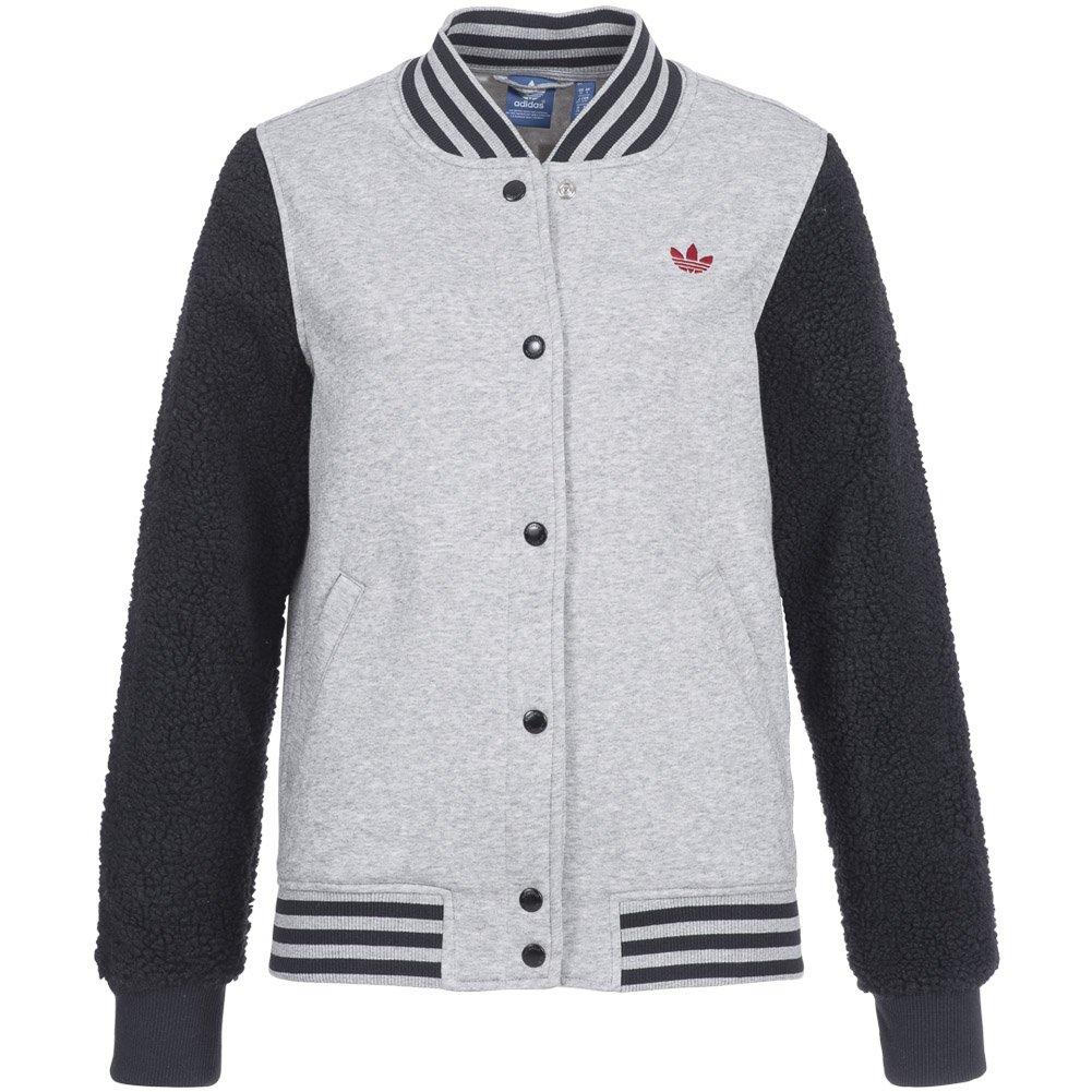 Bulls GrauSport Varcity Sportjacke Jacke Adidas Damen ZXiTwPkOu