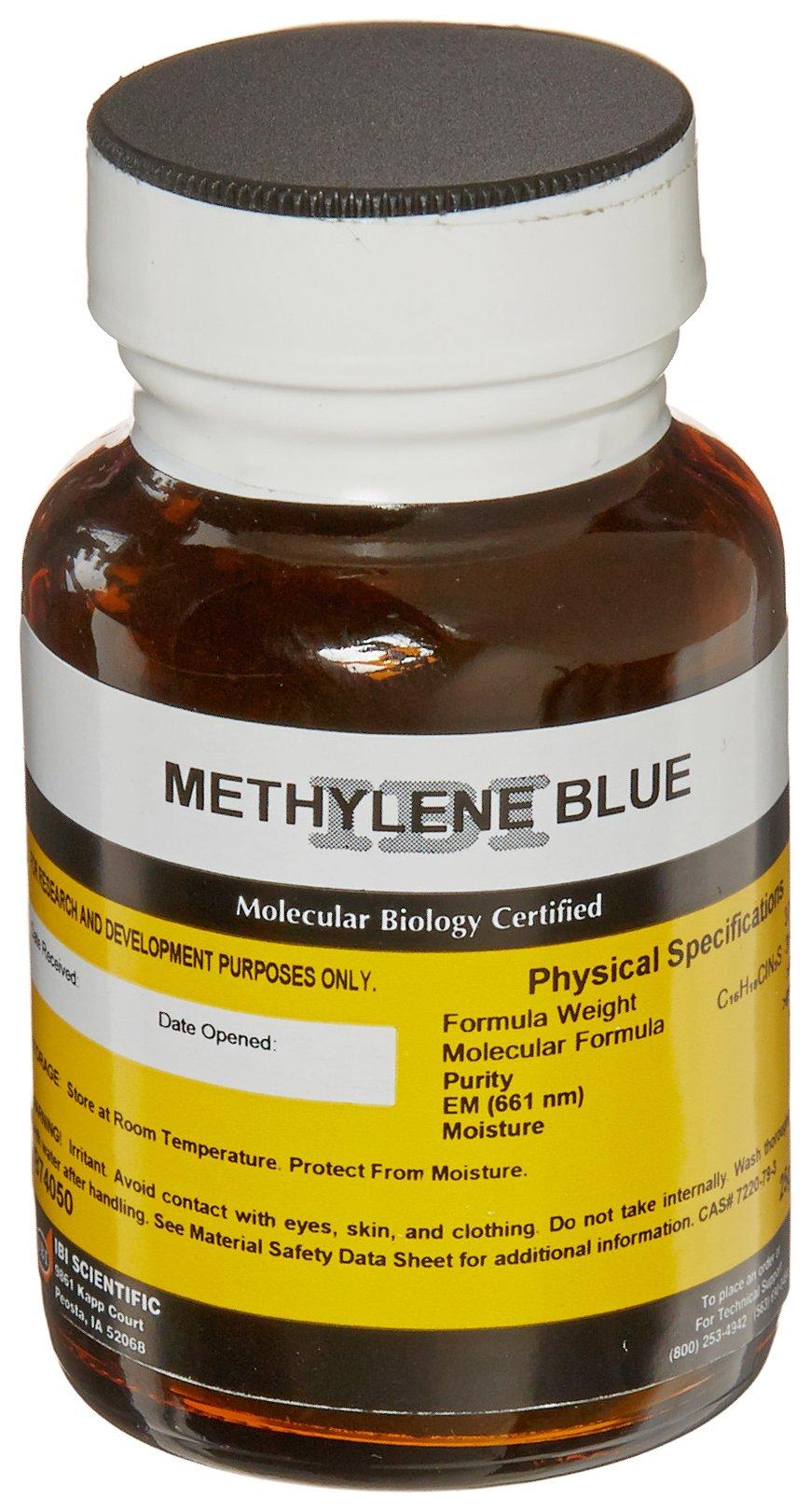 IBI Scientific IB74050 Methylene Blue Stain, 25gm