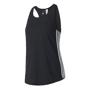 Adidas ESS 3s Lo Tank Camiseta sin Mangas, Mujer: Amazon.es: Deportes y aire libre