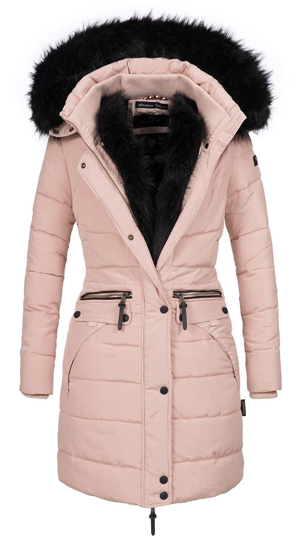 Navahoo, giacca invernale invernale invernale da donna modello B383, calda e foderataB074YKZ89CXL rosa | Prezzo economico  | The Queen Of Quality  | Forte calore e resistenza al calore  | Nuovo  | Un equilibrio tra robustezza e durezza  | Prezzo economico  dfd148