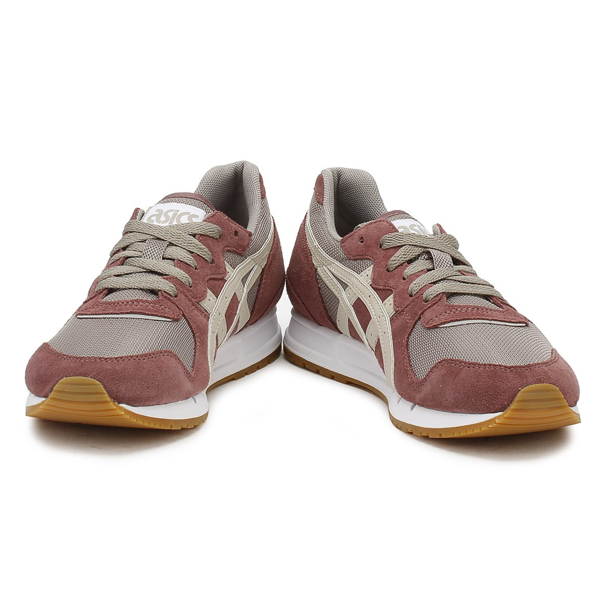 Tiger Grau Handtaschen Damen Sneaker Asics 38Schuheamp; 9IWDHE2eY