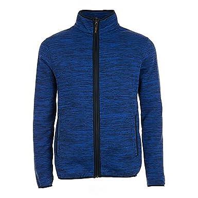 Sols Herren Turbo Pro Strick Fleece Jacke: : Bekleidung