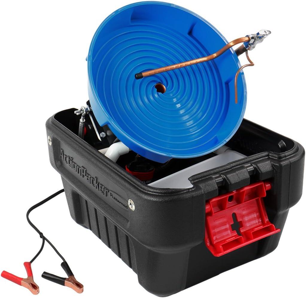 Gold Miner 1V_TGP-001 Spiral Panning Machine