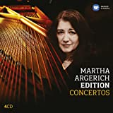 Martha Argerich Edition: Concertos (Coffret 4 CD)