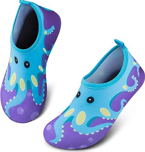 Amazon.com: SIMARI SWS003 - Zapatos de agua para niños y ...