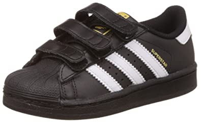 e8912ef08da adidas Originals Superstar Foundation CF C B26071, Unisex-Kinder Low-Top  Sneaker,