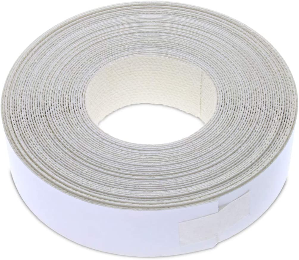 Bande de chant argent aspect perle de titane 22 mm x 10 m m/élamine bande de chant