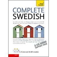Complete Swedish Beginner to Intermediate Book and Audio Course: Learn to read, write, speak and understand a new language with Teach Yourself (Teach Yourself Complete)