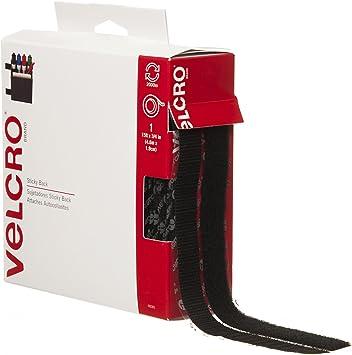 VELCRO brand 5/' Blk Adhesive Fastener
