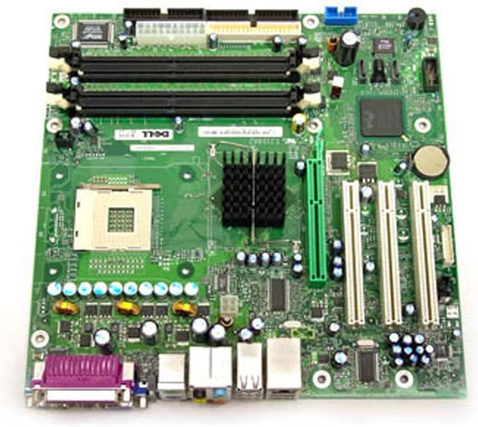 Genuine Dell Intel 865PE ChipSet Pentium 4 MotherBoard For Dimension 4600 02y832
