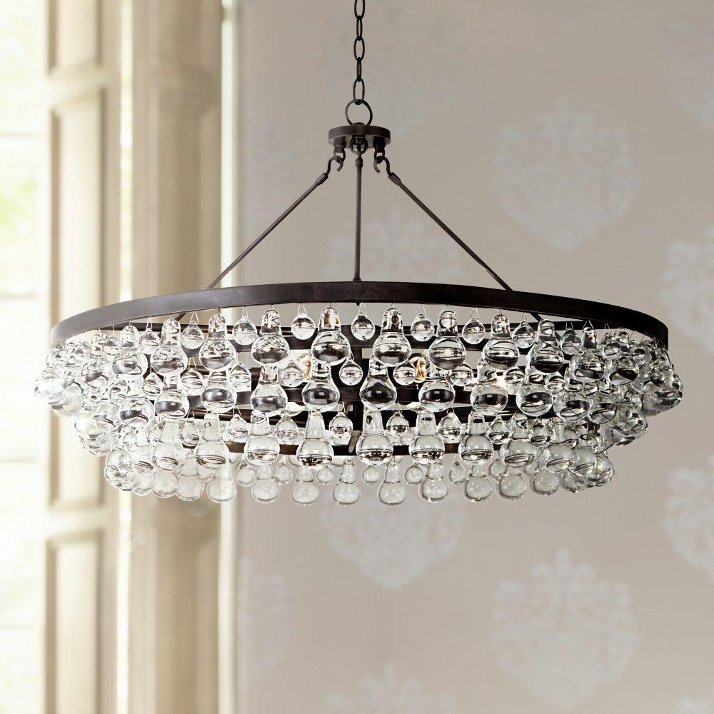 Robert abbey z1004 six light chandelier ceiling light amazon aloadofball Image collections