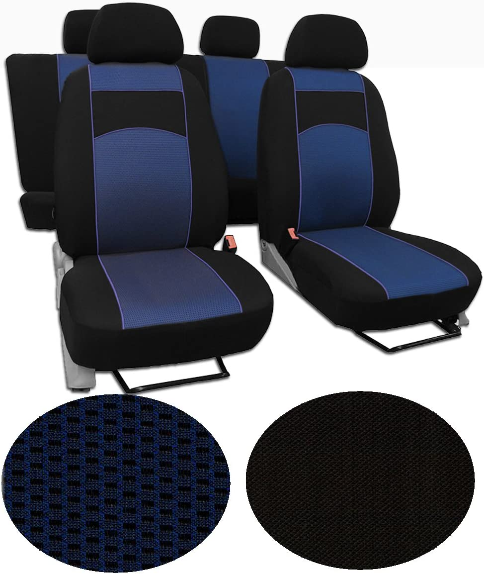 Super Qualit/ät EJP Sitzbez/üge f/ür Citroen Xsara Picasso bis 2010 Extra Langlebig im Design VIP-1