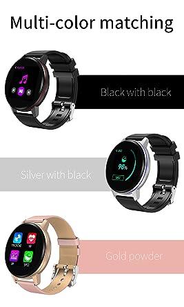 Amazon.com: HAMSWAN S01 Smart Bracelet Smart Band for iPhone ...