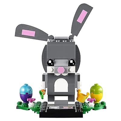 LEGO BrickHeadz Easter Bunny 40271 Building Kit (126 Pieces): Toys & Games