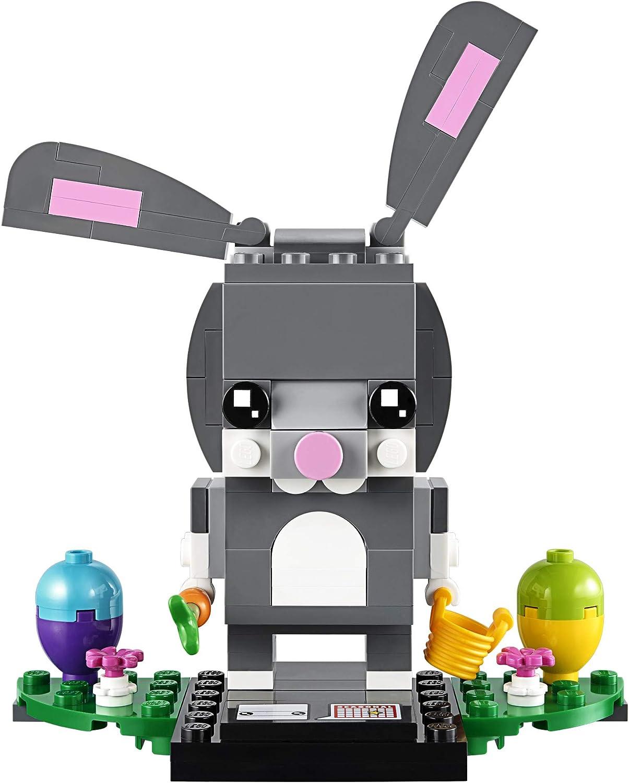 LEGO BrickHeadz Easter Bunny 40271 Building Kit (126 Pieces)