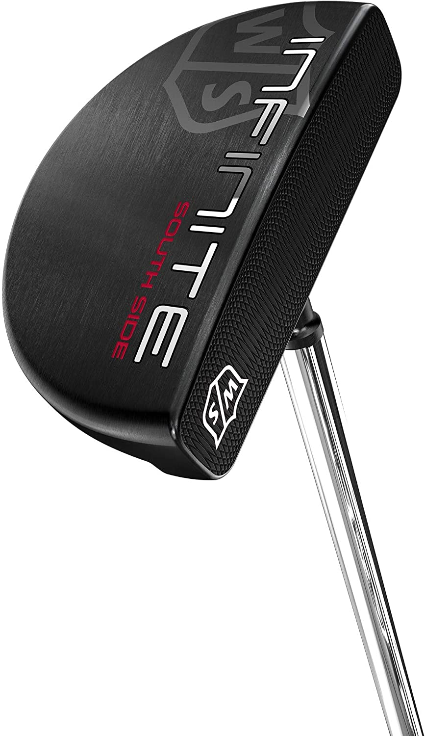 Wilson Staff Infinite Golf Putter, South Side, Right Hand, 34