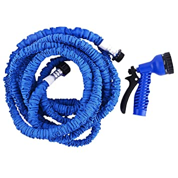 Amazoncom Flexible and Expanding Garden Hose 50ft Water Hose