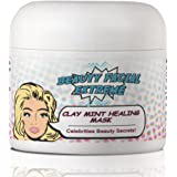 Beauty Facial Extreme Clay Mint Healing Mask