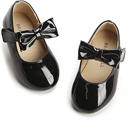 Build a Bear White Flats with Butterflies and Velcro Straps