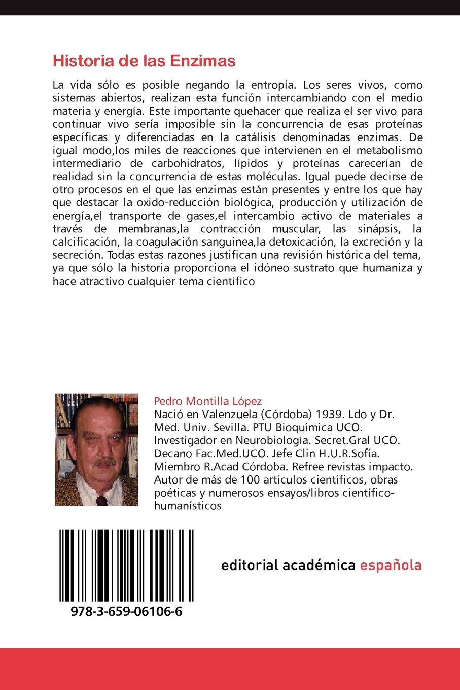 Historia de las Enzimas: De Fermentos a Enzimas- Catálisis ...