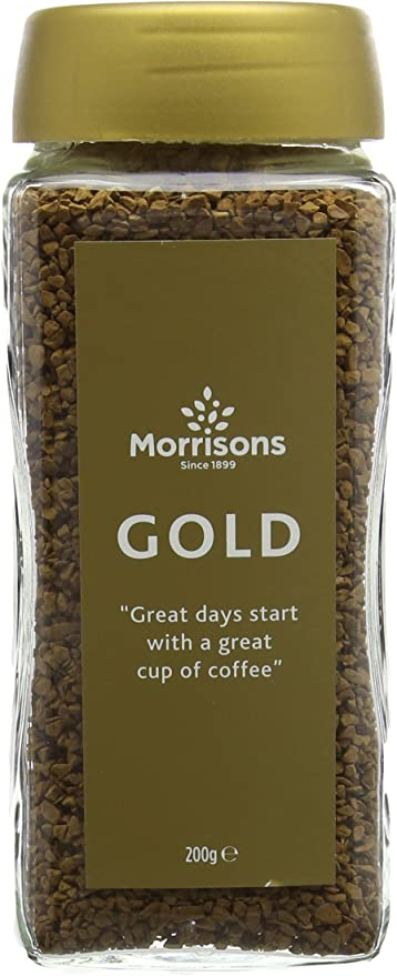 Morrisons Gold Instant Coffee 200g