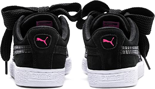 Las zapatillas Puma Suede Heart Street 2 Wn's pueden ser