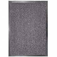 Barrier Mats - Heavy Duty, Non Slip Backing - 3 Colours- Indoor/Outdoor (Grey)