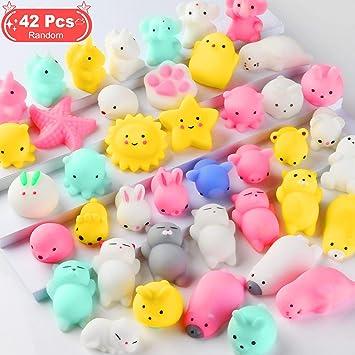 Amazon.com: Feroxo Squishy Toys recuerdos de fiesta para ...