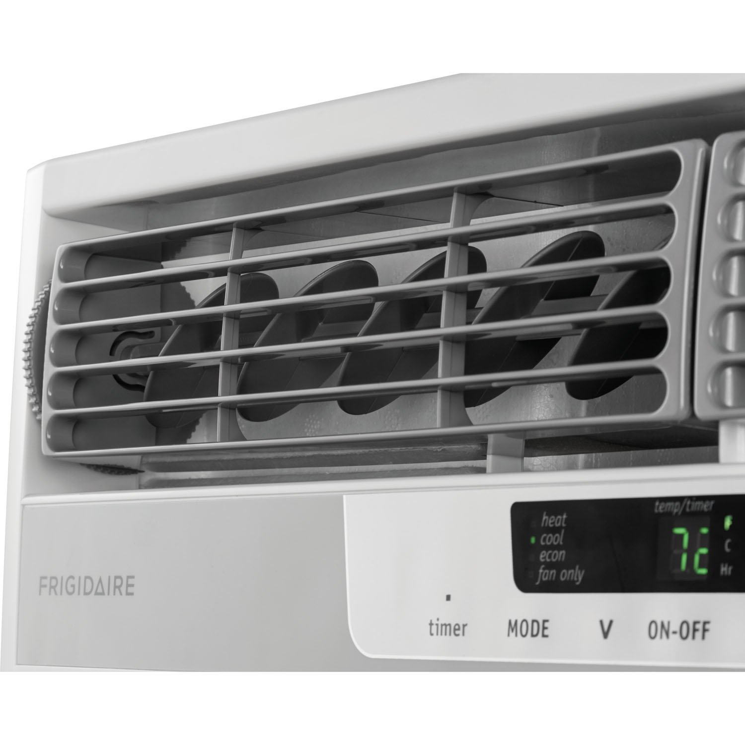 Frigidaire FFRH1222R2 12000 BTU 230-volt Compact Slide-Out Chassis Air Conditioner with 11000 BTU Supplemental Heat Capability by Frigidaire (Image #5)