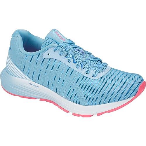 1435a88e45df ASICS Women s s Dynaflyte 3 Running Shoes Blue (Skylight White 401) ...