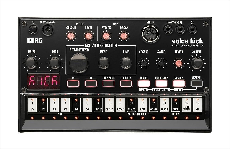 Volca Kick sintetizzatore analogico di suoni di grancassa e basso Korg VOLCAKICK
