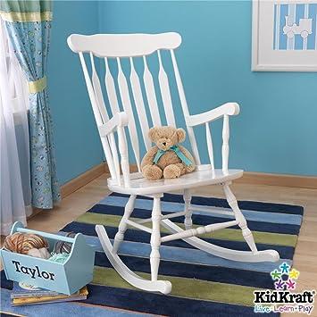 Perfect KidKraft Adult Rocking Chair White