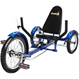 Mobo Triton Ultimate Three Wheeled Cruiser Tricycle