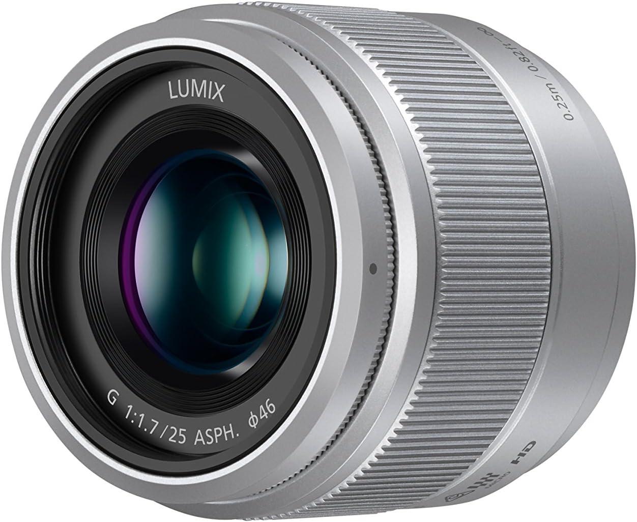 Panasonic H H025e S Lumix G 25 Mm Kamera