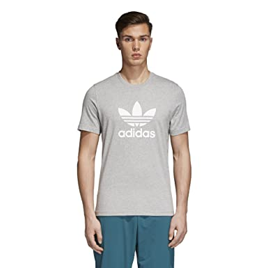 adidas Originals Men s Trefoil Tee Shirt at Amazon Men s Clothing store  f2df34070