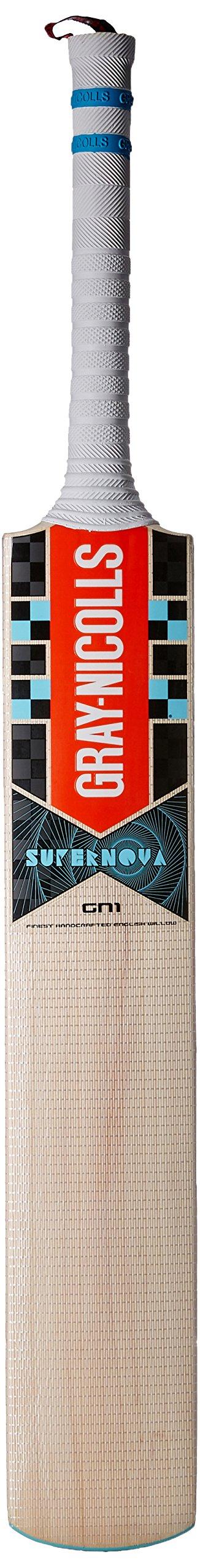 Gray Nicolls Supernova Gn1 English Willow Cricket Bat - Sh