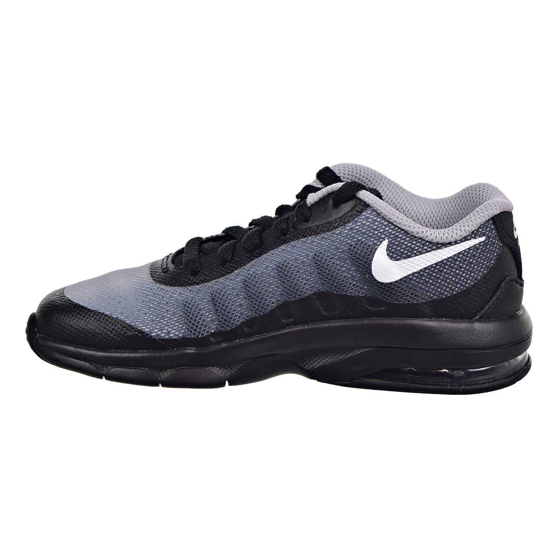 Nike Air Max Invigor Print (PS) Little Kids Sneakers BlackWhiteWolf Grey ah5259 001