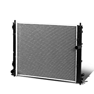 2733 Factory Style Aluminum Cooling Radiator for 04-09 Cadillac STS/SRX 3.6L/4.4L/4.6L AT