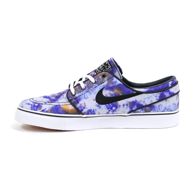 Nike SB Zoom Stefan Janoski Premium QS Mens Skate Shoe13 White//BlackDeep Royal Blue