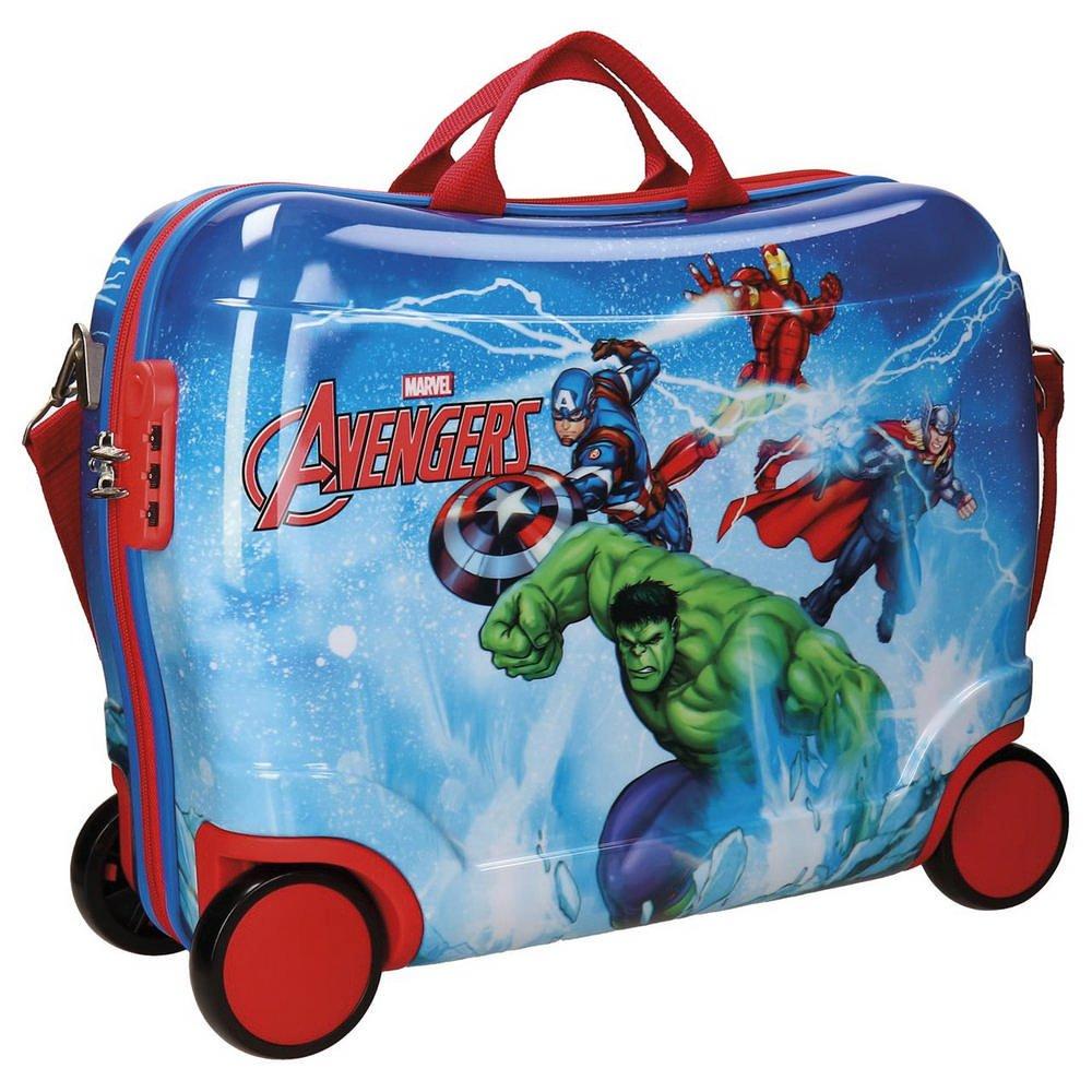 Los Vengadores Ice Kindergepäck, 50 cm, 34 liters, Mehrfarbig (Multicolor)