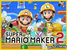 Amazon Com Watch Clip Super Mario Maker 2 With Bricks O