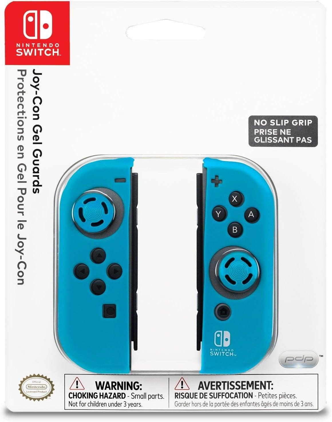 Pdp - Joycon Gel Guards Azul (Nintendo Switch): Amazon.es: Videojuegos